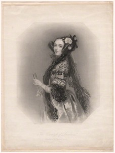 Credit: National Portrait Gallery, London (1839)